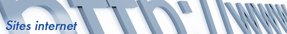 Bannières Sites internet