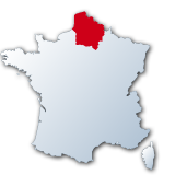 France : Région Nord