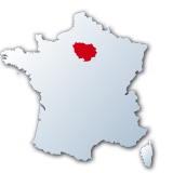 France : Région Parisienne