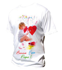 Impression dde tee-shirts